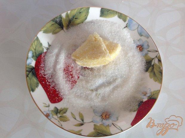 Сахарное творожное печенье