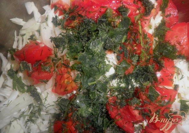 Салат Овощной Бум