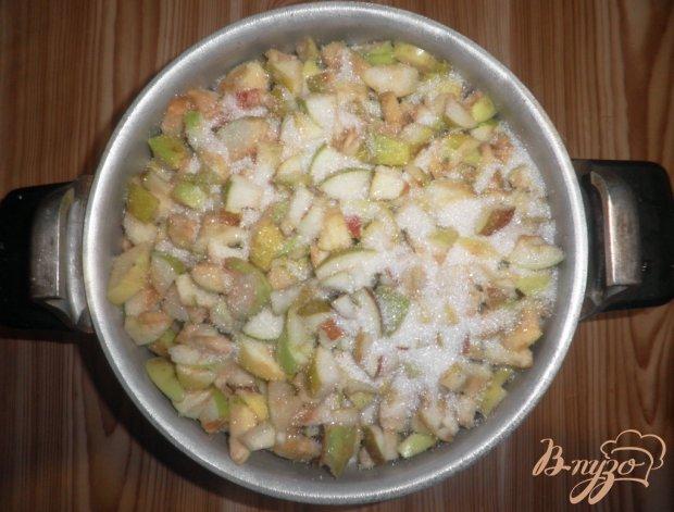 Грушево-яблочное варенье