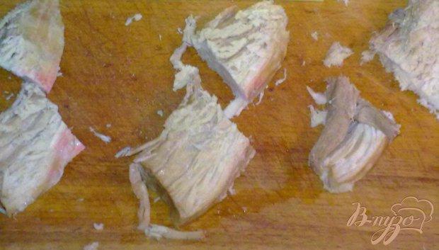 Свинина в укропном соусе