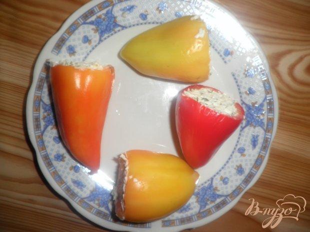 Оригинальная закуска из сладкого перца