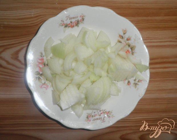 Салат с фасолью на зиму