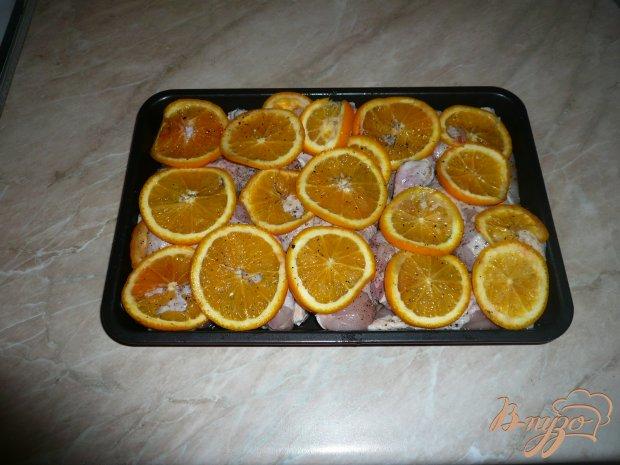 Апельсиновая курочка