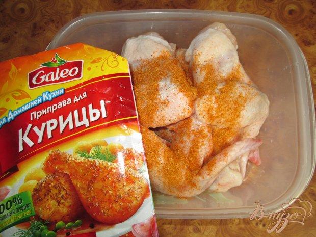 Сочные куриные крылья, запеченные в духовке