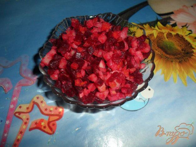 Рецепт Винегрет для кормящей мамы