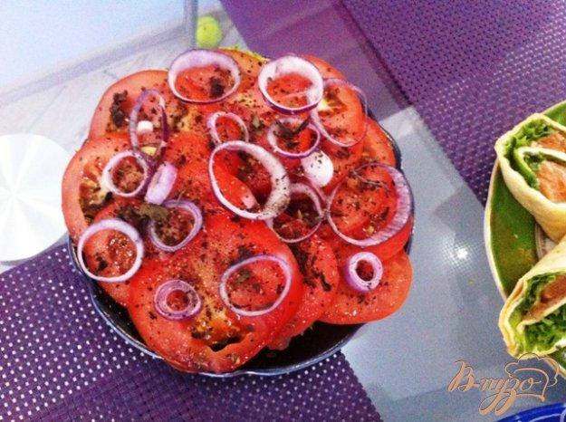 фото рецепта: Закуска из помидор