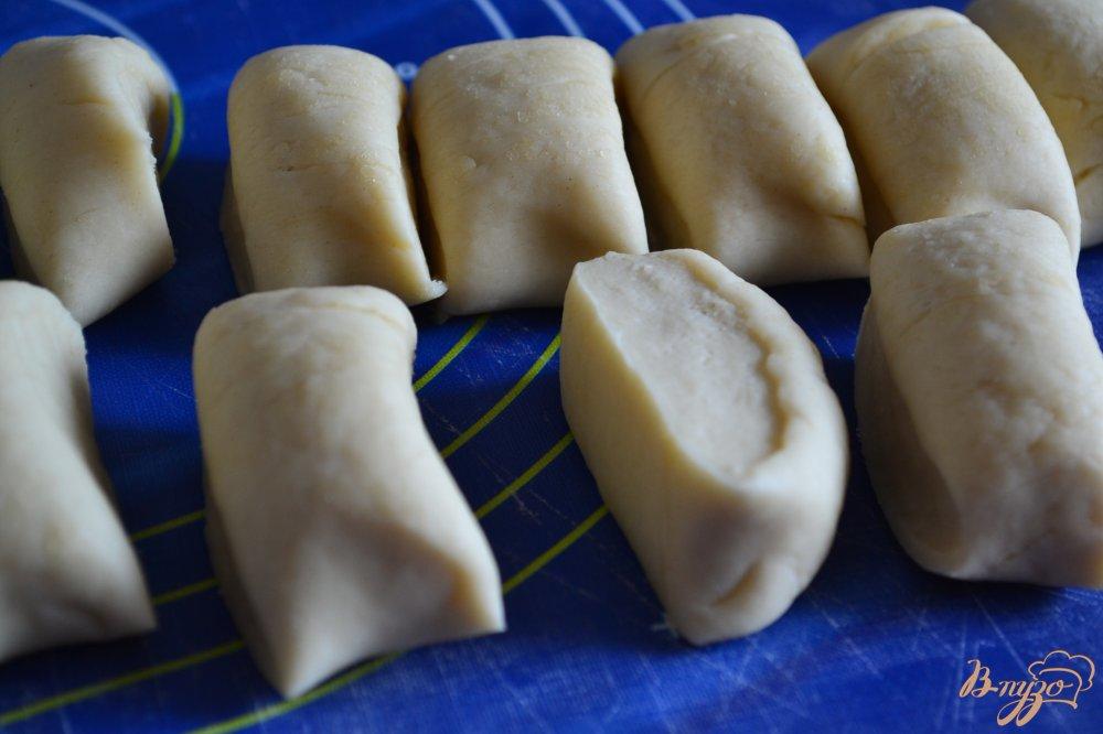 Заварное тесто на манты рецепт с фото пошагово