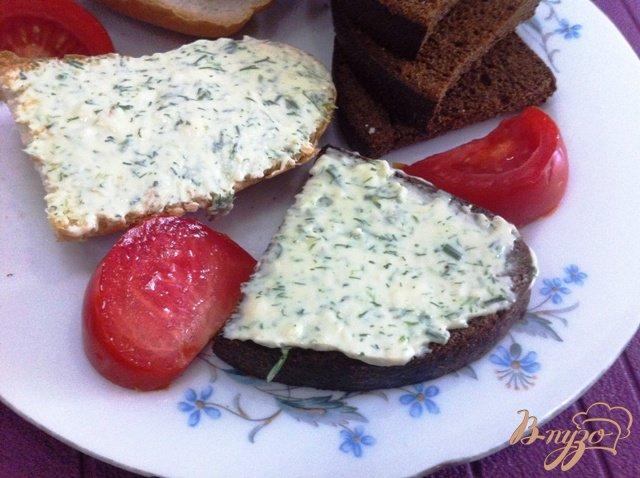 Фото приготовление рецепта: Закуска из плавленного сыра шаг №7