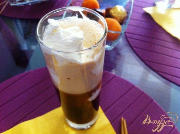 Рецепт Кофе - гляссе