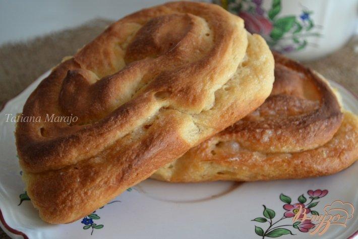 Фото приготовление рецепта: Сахарные плюшки на сгущеном молоке шаг №11
