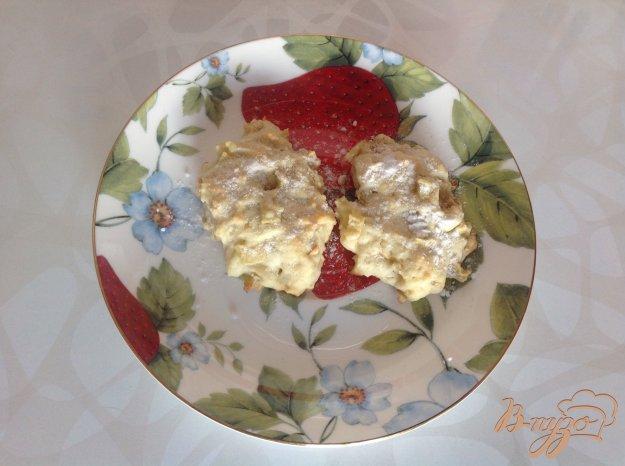 фото рецепта: Яблочные печеньки