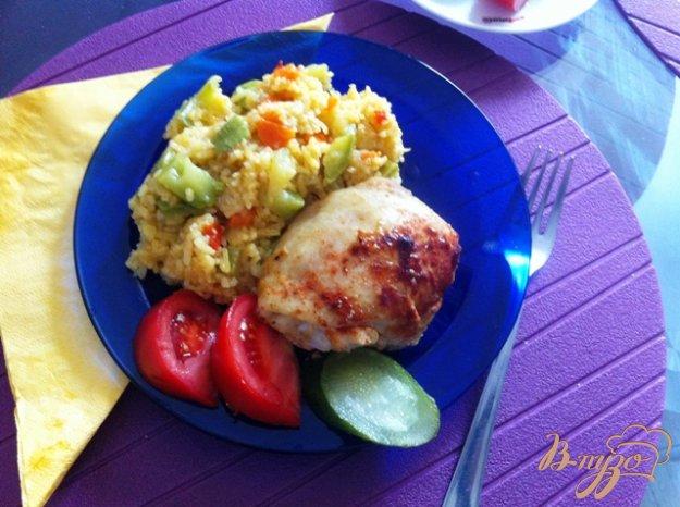 Рецепт Курица в горчичном маринаде