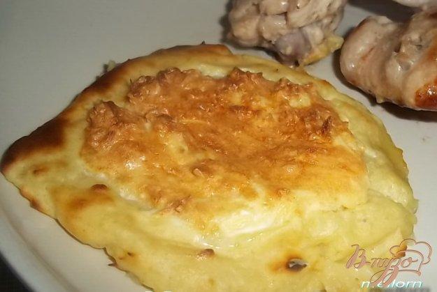 Рецепт Ватрушки картофельные с сыром