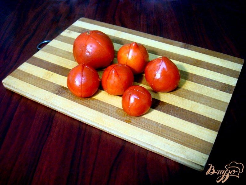 Фото приготовление рецепта: Овощной суп с кабачками и сардельками шаг №2