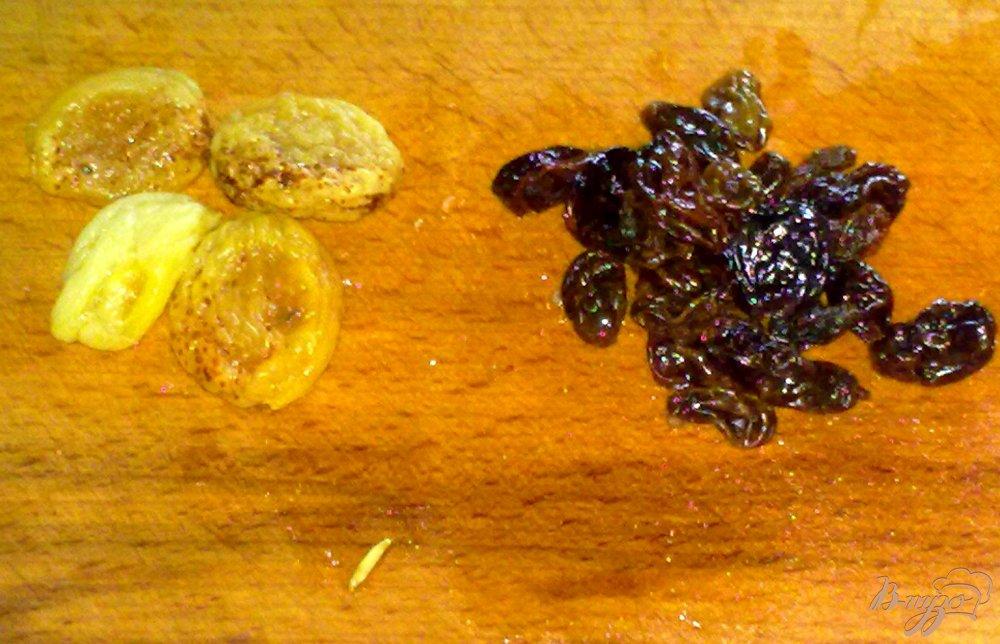 Фото приготовление рецепта: Салат из фруктов со льдом шаг №1