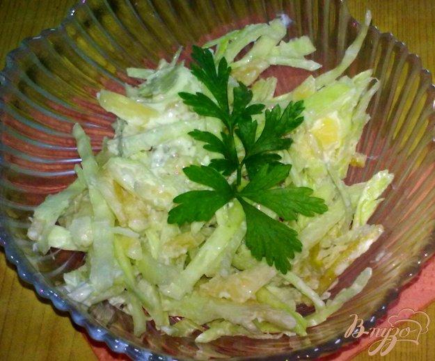 фото рецепта: Салат из капусты
