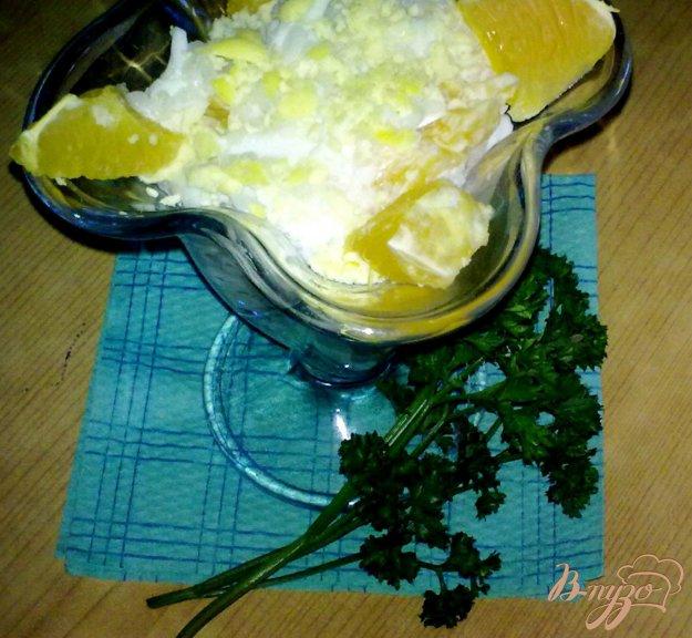фото рецепта: Салат с апельсином