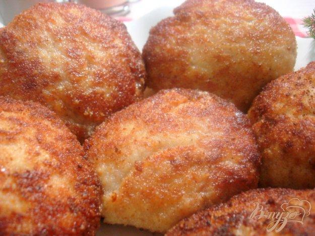 Рецепт Куриные биточки
