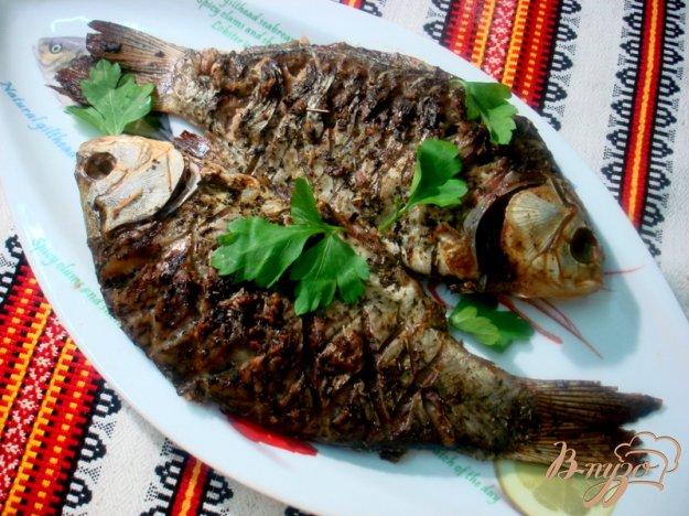 Рецепт Караси в маринаде