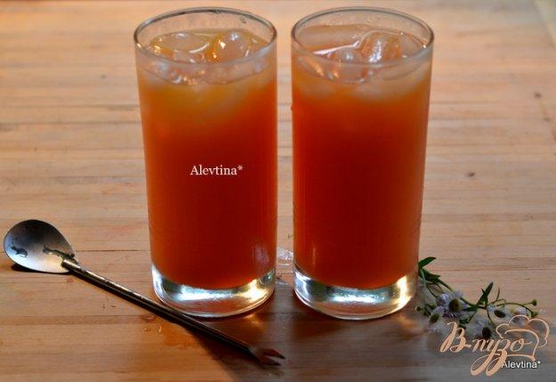 фото рецепта: Мексиканский восход