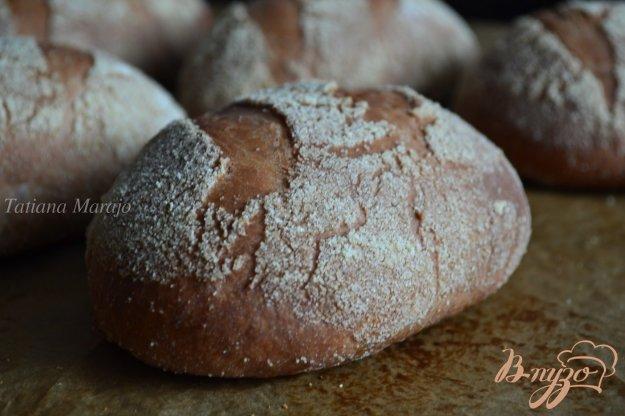 фото рецепта: Хлеб на красном вине