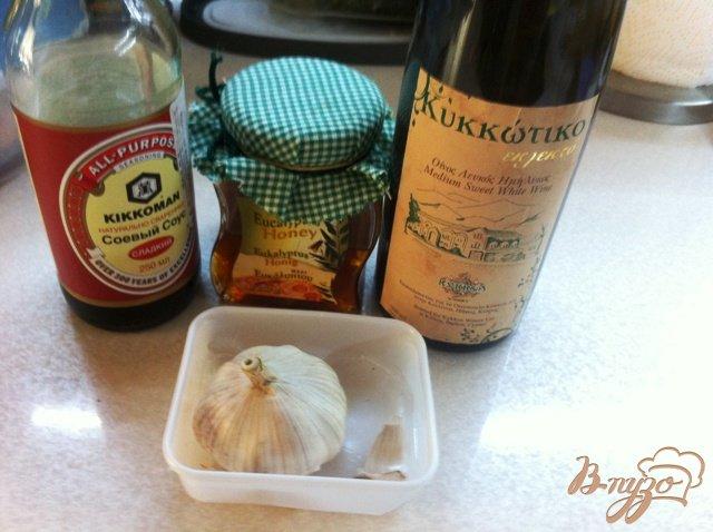 Фото приготовление рецепта: Соус Терияки на основе соевого соуса шаг №1