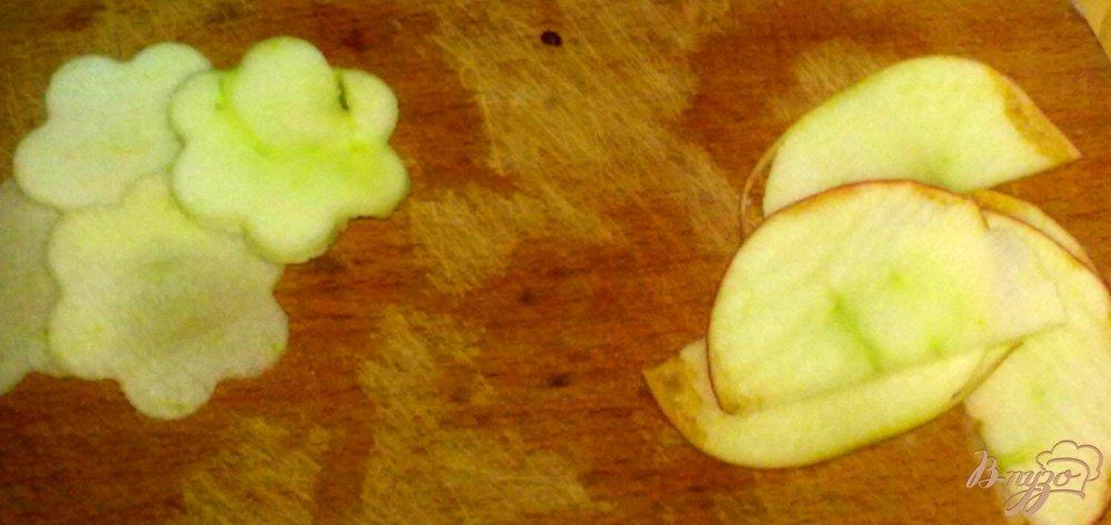 Фото приготовление рецепта: Фруктовый лимонад шаг №3