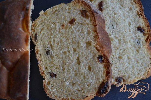 Рецепт Горчичный сладкий хлеб с изюмом