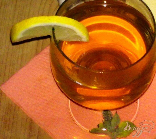 """Рецепт Напиток """"Цитрусовый рай"""""""
