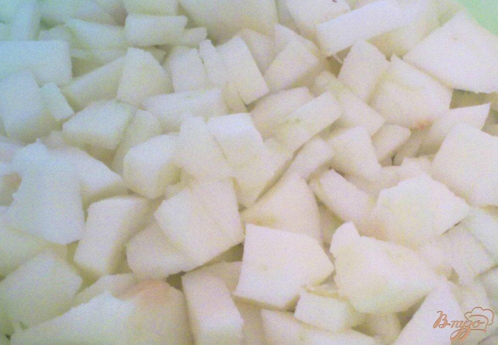Фото приготовление рецепта: Замороженные яблоки шаг №2