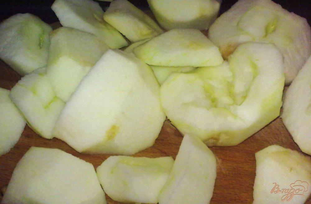 Фото приготовление рецепта: Замороженные яблоки шаг №1