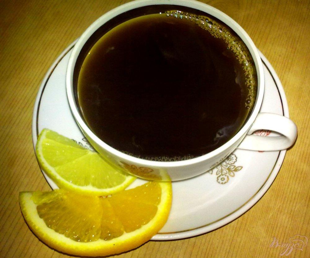 Фото приготовление рецепта: Кофе по-ямайски шаг №4