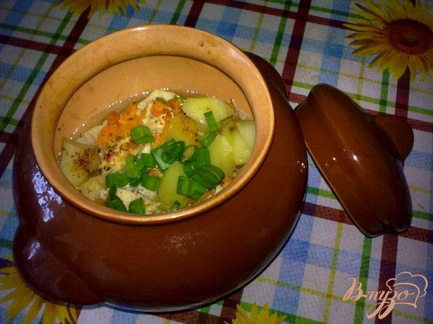 фото рецепта: Жаркое в горшочке по-белорусски