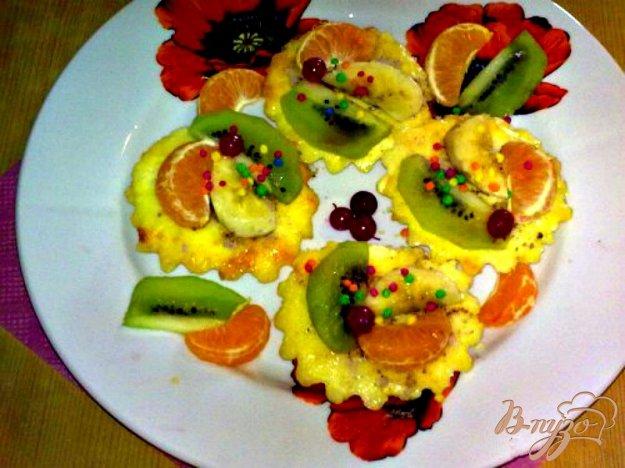 фото рецепта: Маленькие творожные торты