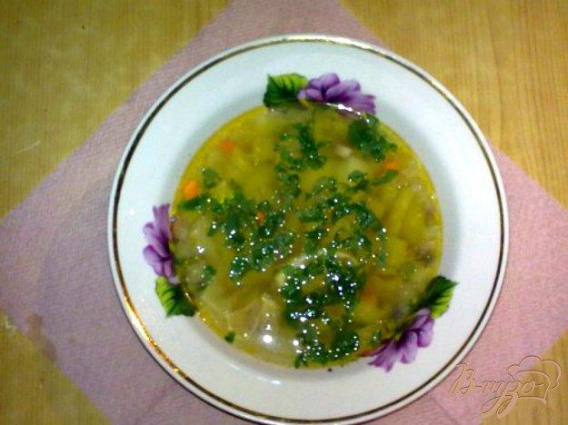 Рецепт Солянка овощная с грибами