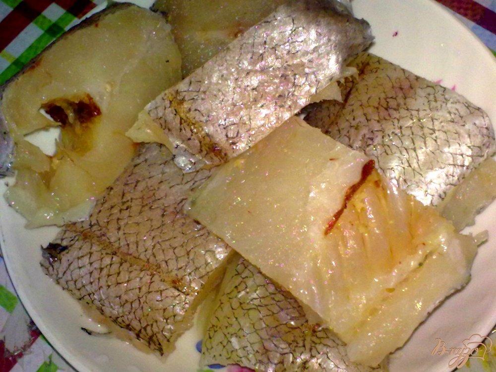 Фото приготовление рецепта: Рыба в горшочке шаг №1