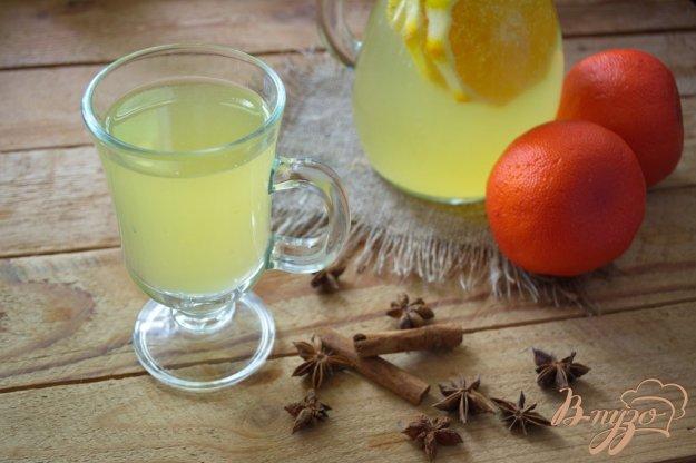 фото рецепта: Сельский лимонад из апельсин и лимона