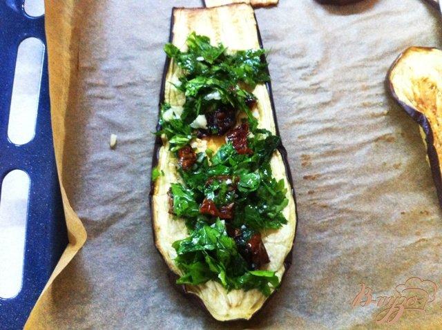 Фото приготовление рецепта: Баклажаны на закуску шаг №11