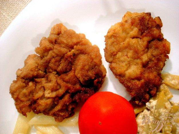 фото рецепта: Отбивные в соевом маринаде