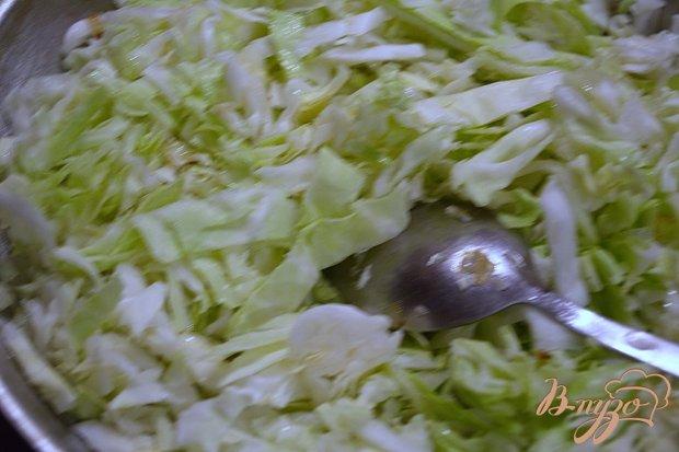 Мясные голубцы с капустой