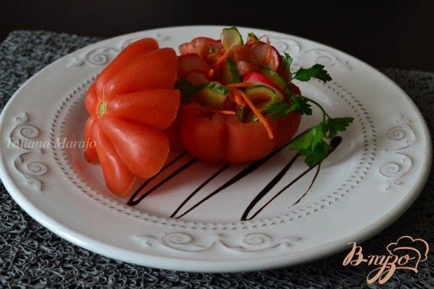 """Овощной салат """"Синьор Помидор"""""""