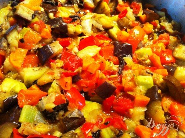 Овощное рагу  Писто Манчего