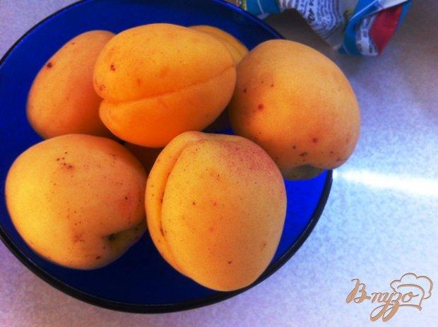 Десерт творожно-абрикосовый