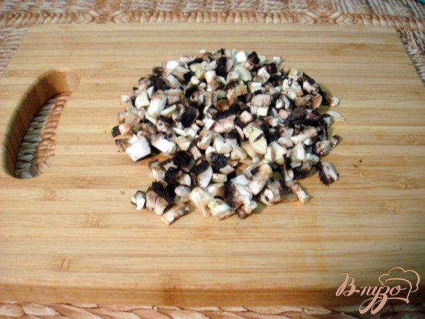 Кабачки фаршированные фаршем и грибами