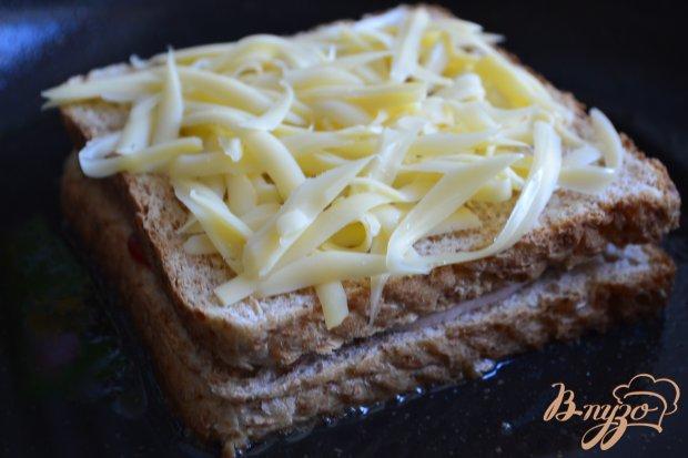 Крок месье (горячий бутерброд)