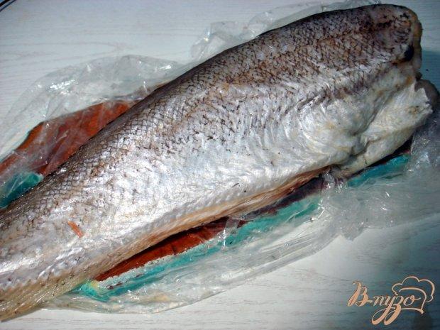 Рыба жареная с дымком