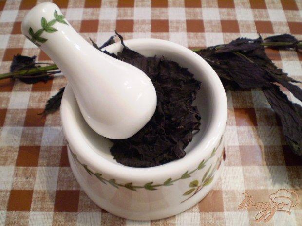 Как заготовить базилик