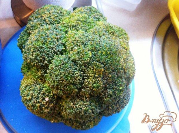 Запеканка с брокколи