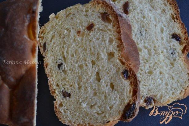 Горчичный сладкий хлеб с изюмом