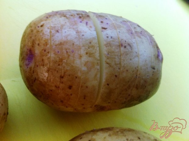 """Картофель """"Хассельбек"""""""